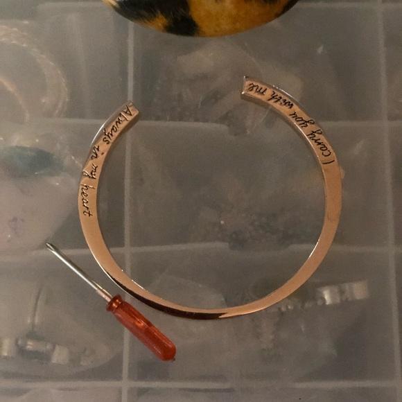 Jewelry - Rose Gold Memorial Urn Bracelet